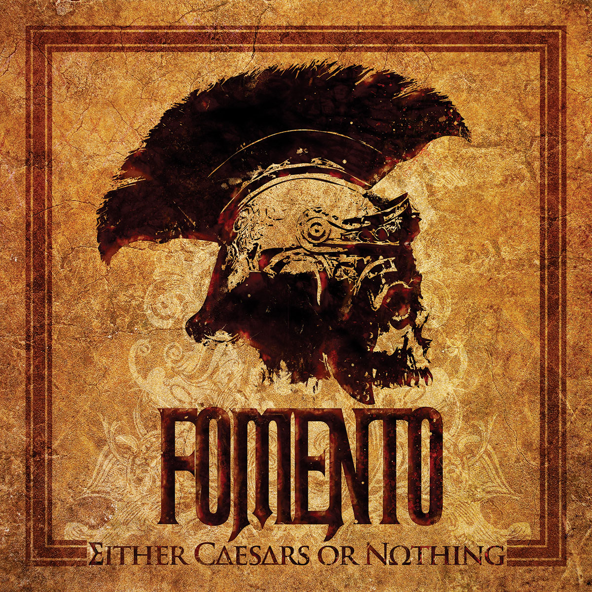 FOMENTO either Caesars or Nothing NERVE Design