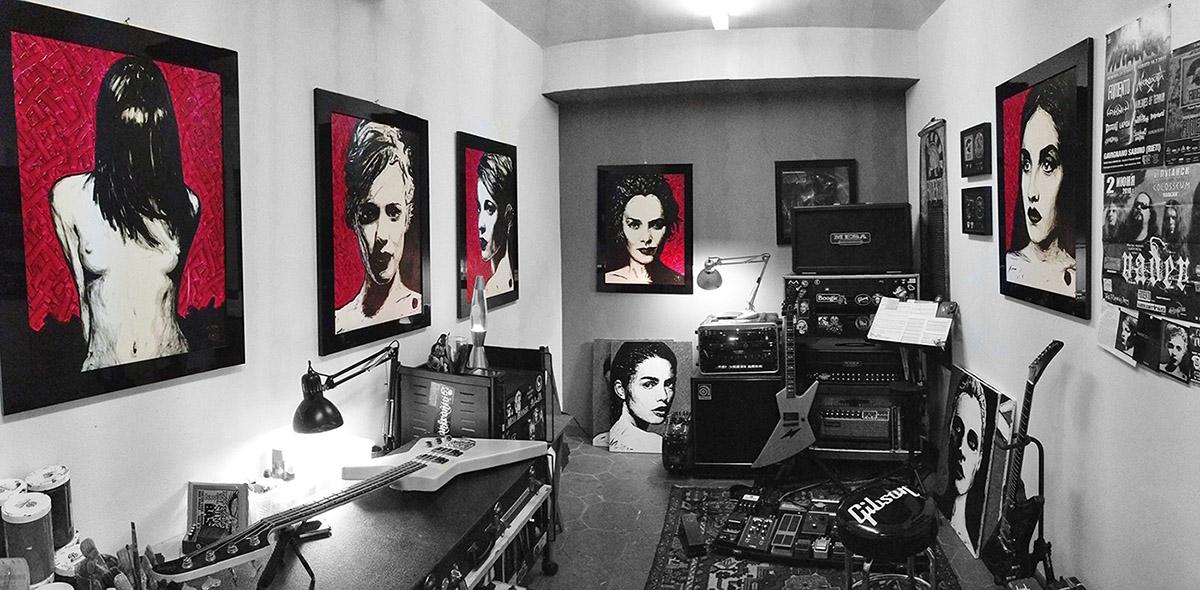 Marco Krasinski - Studio