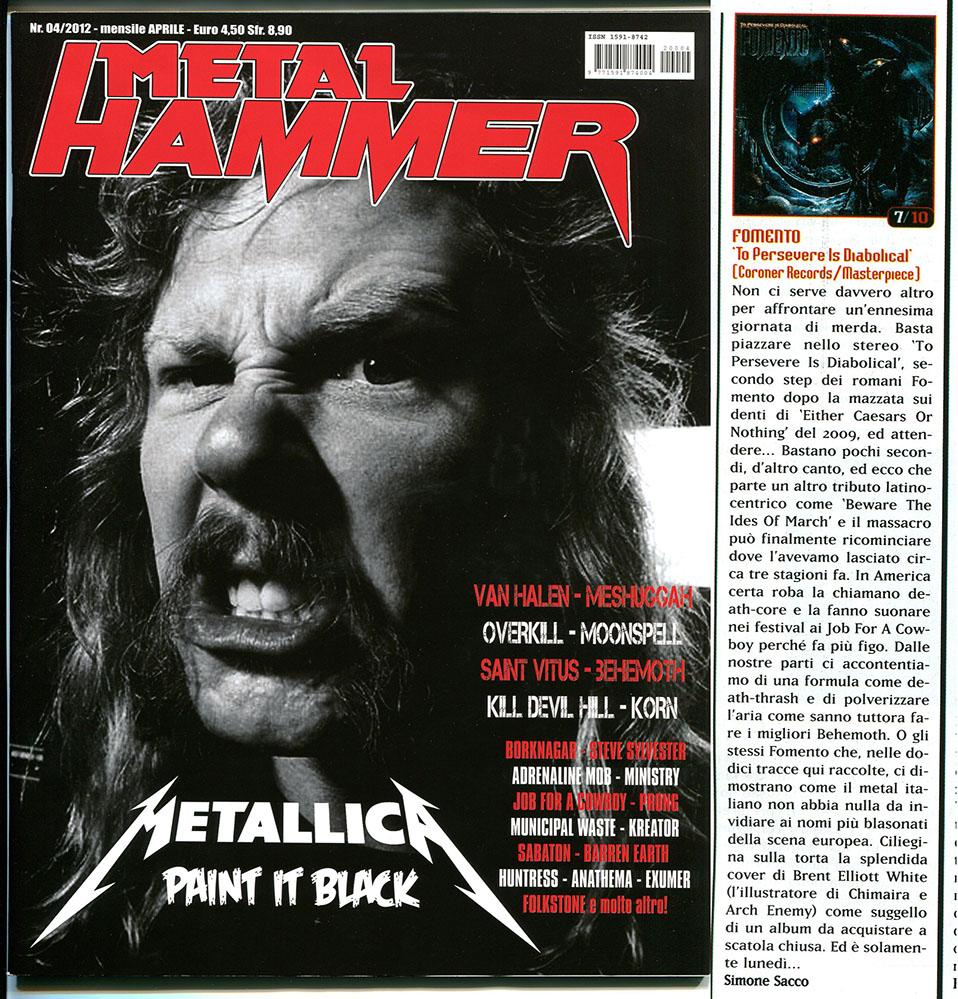Metal Hammer Italia Recensione